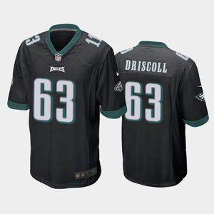 Eagles Jack Driscoll Black Jersey